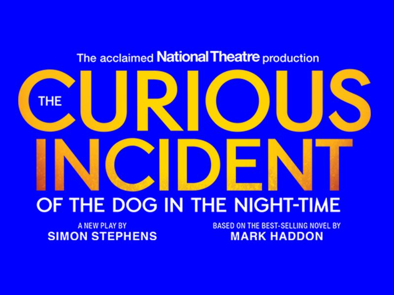 The Curious Incident… Oxford, 22-27 May
