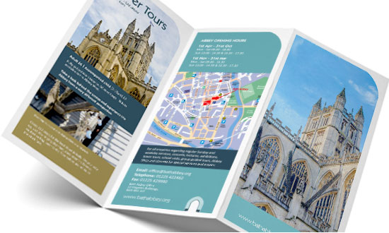 5 ways to make your attractions leaflet really stand out