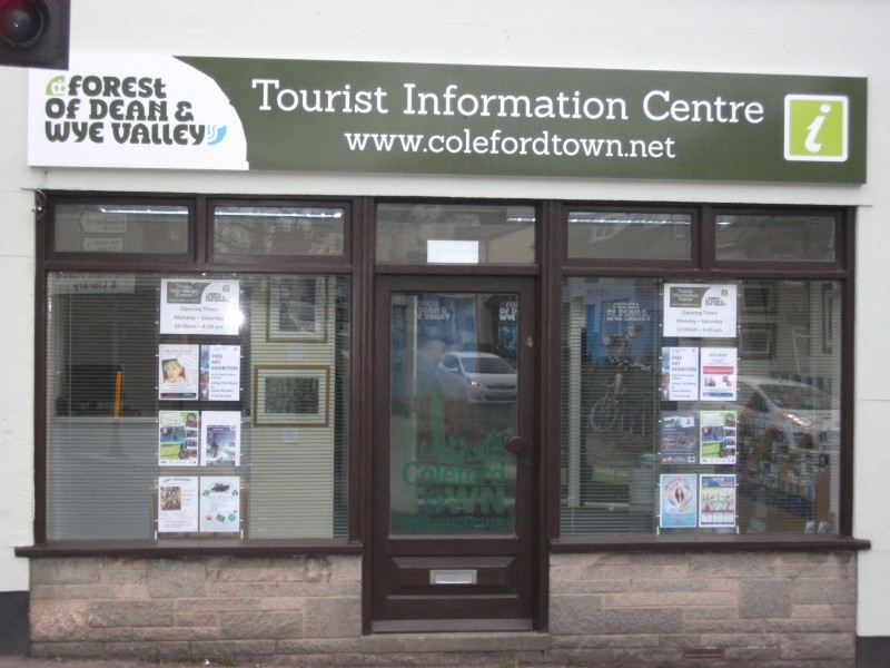 Coleford Town Tourist Information Centre