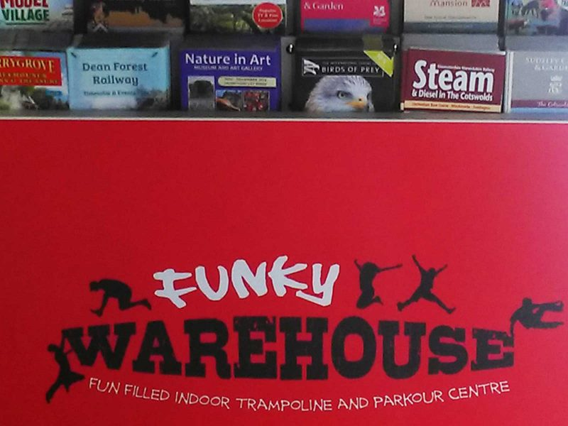 Outstanding New Outlet – Funky Warehouse, Cheltenham