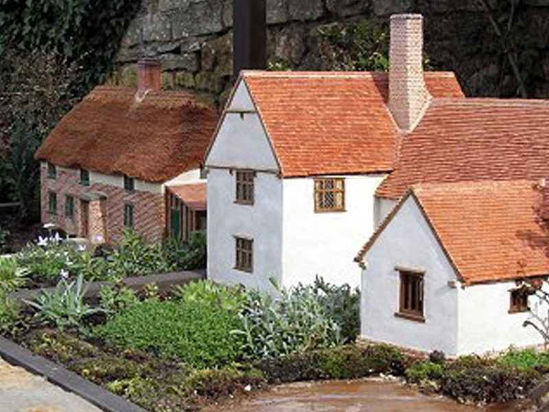 The Model Village , Bourton-on-the-Water, Glos