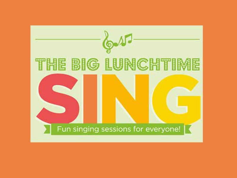 The Big Lunchtime Sing, Museum of Oxford