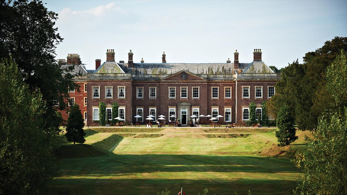 Holme Lacy House, Herefordshire