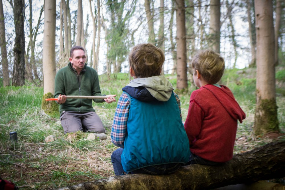 Bushcraft Course, The Cotswolds, 20 & 21 May