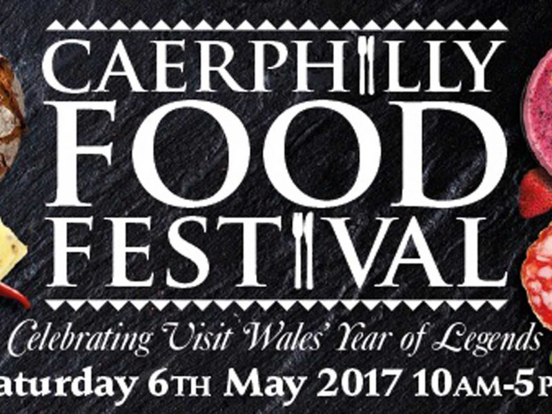 Caerphilly Food Festival,Caerphilly, 6 May