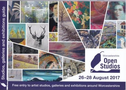 Worcestershire Open Studios, 26 – 28 Aug