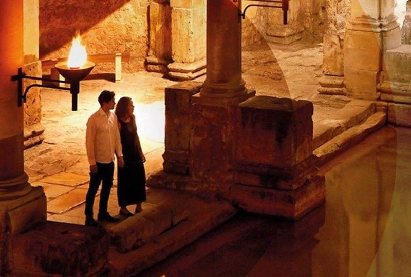 Torchlit Summer Evenings, Until 31 Aug, Roman Baths, Bath