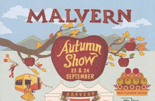 Malvern Autumn Show, 23-24 Sep