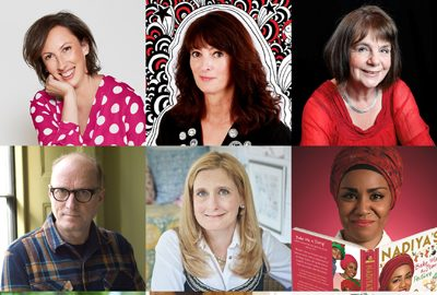 Bath Children's Literature Festival 2017