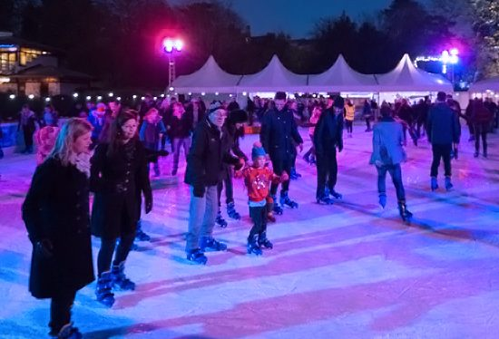 Bath on Ice, 17 Nov  – 2 Jan