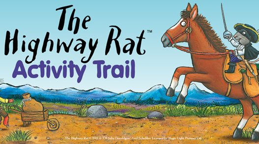 The Highway Rat Trail at Beechenhurst Lodge