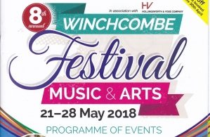 Winchcombe Festival of Music and Arts