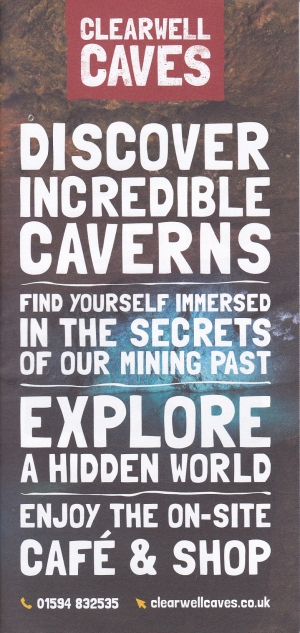 Clearwell Caves – 2018 (NEW)