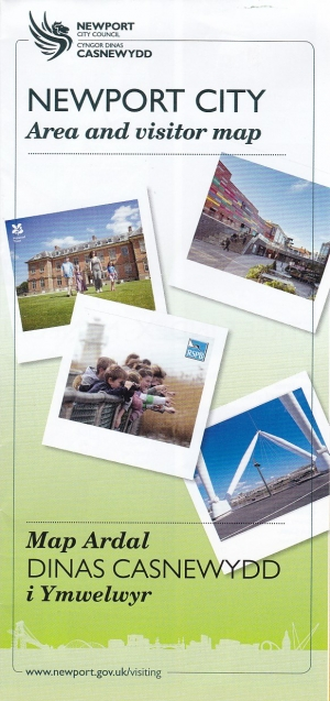 Newport Area and Visitor Map