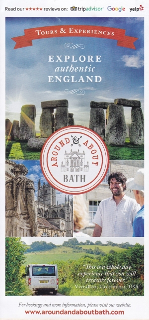Explore Authentic England – Around and About Bath