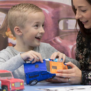 Summer Holiday Activities at British Motor Museum