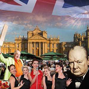 The Great British Garden Party, Blenheim Palace