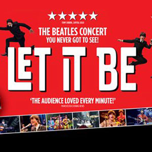 Let it Be, Everyman Theatre, Cheltenham