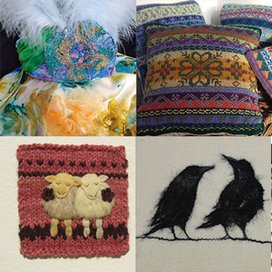 Textile Fair, 17 Nov, Compton Verney Art Gallery