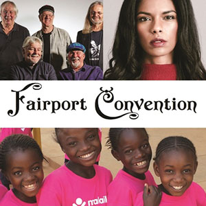 Fairport Convention, 12 Oct, Bacon Theatre, Cheltenham