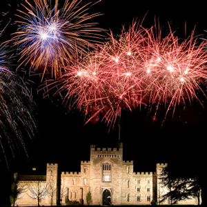 Fireworks Night, 2 Nov, Hampton Court Castle