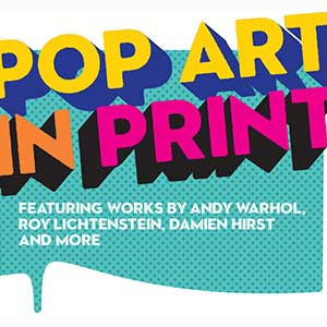 Pop Art in Print, 1 Dec – 3 Mar, Banbury Museum