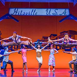 Motown The Musical, 10 Jan – 2 Feb, Bristol Hippodrome