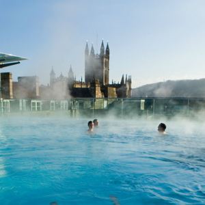Mothers Day at Thermae Bath Spa