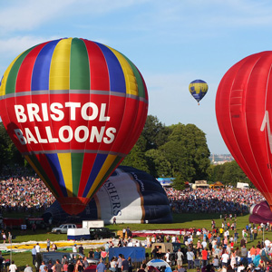 The Bristol International Balloon Fiesta, 8 – 11 Aug, Bristol