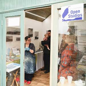 Worcestershire Open Studios, 23 – 26 Aug, various venues, Worcs