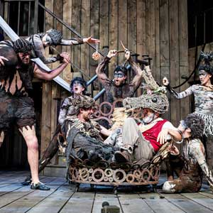 Shakespeare at Blenheim Palace, until 7 Sep, Woodstock, Oxon
