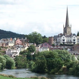 Ross-on-Wye Walking Festival, 27 – 29 Sep, Herefordshire