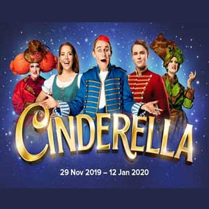 Cinderella, 29 Nov – 12 Jan, Everyman Theatre, Cheltenham, Glos