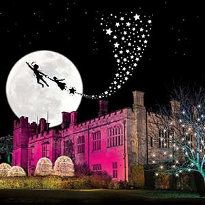 Spectacle of Light, 30 Nov – 30 Dec, Sudeley Castle, Winchcombe, Glos