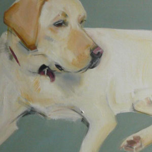 Sally Muir: The Dog Show, Victoria Art Gallery