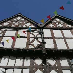 The Black & White Village Trail, Herefordshire
