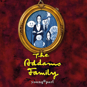 The Addams Family Young@Part, The Barn Theatre, 20 – 22 Feb