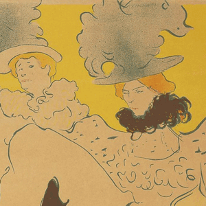 Toulouse-Lautrec & the Masters of Montmartre, Victoria Art Gallery, Bath