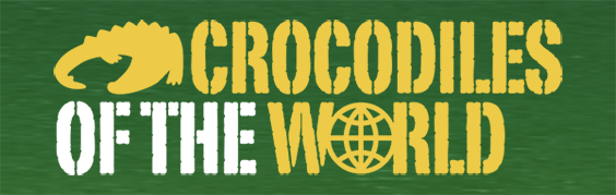 Crocodiles of the World launches donations appeal