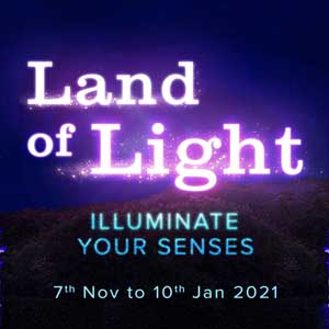 Land of Light, 7 Nov – 10 Jan, Longleat Safari Park