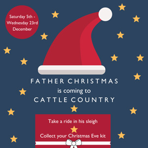 Cattle Country Christmas Experience, Berkeley, 5 – 23 Dec