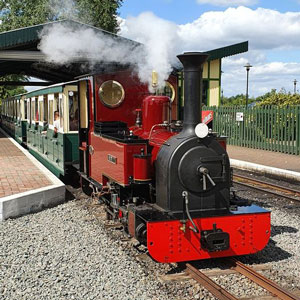 Evesham Vale Light Railway, Worcs. Re-opens 12 April.