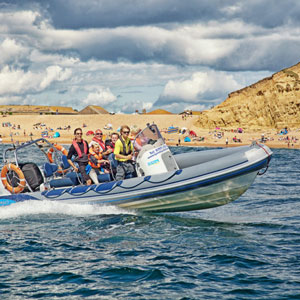 Lyme Bay Rib Charter, Dorset. Re-opens 1 April