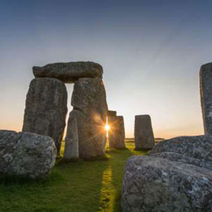 Stonehenge, Wiltshire. Re-opens 12 April. Pre-book today!