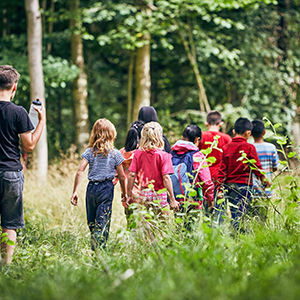 Camp Wilderness, Blenheim Palace, 31 May – 27 Aug