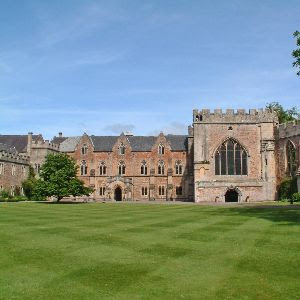 The Bishops Palace and Gardens, Wells, Somerset