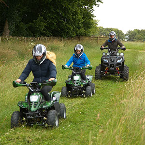 Quad Quest, Nr Bourton-on-the-Water